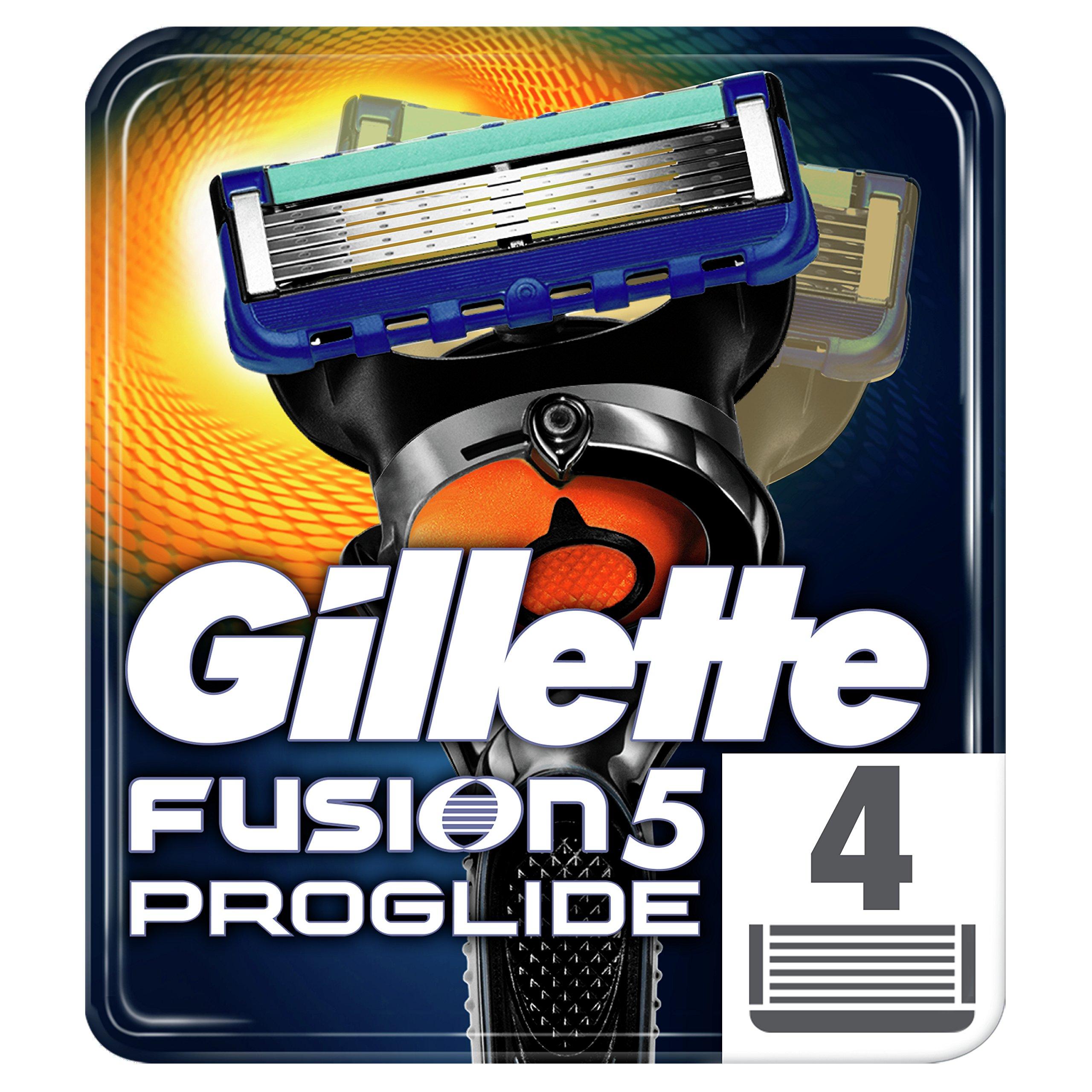 Gillette Fusion ProGlide Men's Razor Blades, 4 Blades product image