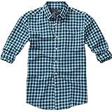 Charles Wilson Check Flannel Plaid Casual Shirt