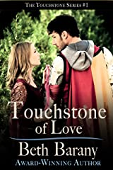 Touchstone of Love (A Time Travel Romance) Kindle Edition