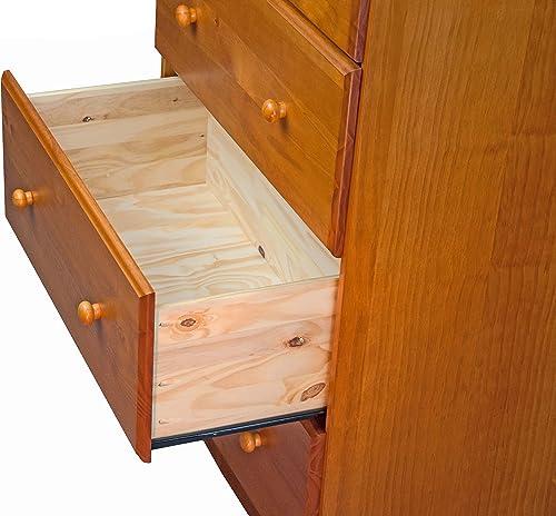 Editors' Choice: 100 Solid Wood 4-Super Jumbo Drawer Chest