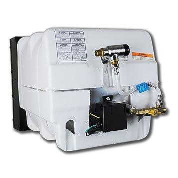 Atwood 94026 XT - Calentador de agua (10 galones, LP/eléctrico)