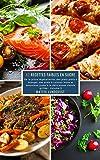 42 Recettes Faibles en Sucre - Volume 5: De la pizza végétalienne, des plats préts à manger, des plats à cuisson lente et savoureux jusqu'à la délicieuses viande grillée