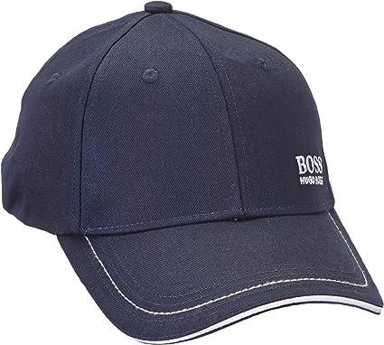 BOSS 50245070 Gorra de béisbol, Azul (Navy 410), Talla única para ...