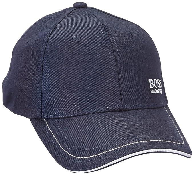 BOSS Athleisure Cap 1 10102996 01, Gorra de béisbol Hombre, Azul (Navy 410