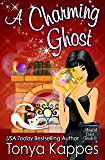 A Charming Ghost (Magical Cures Mystery Series) (English Edition)