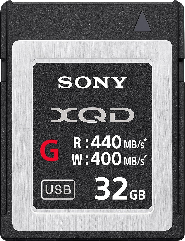 Sony Speicherkarte QDM-Serie Speichermedium Lesen 440mb Schreiben 400mb 32 GB