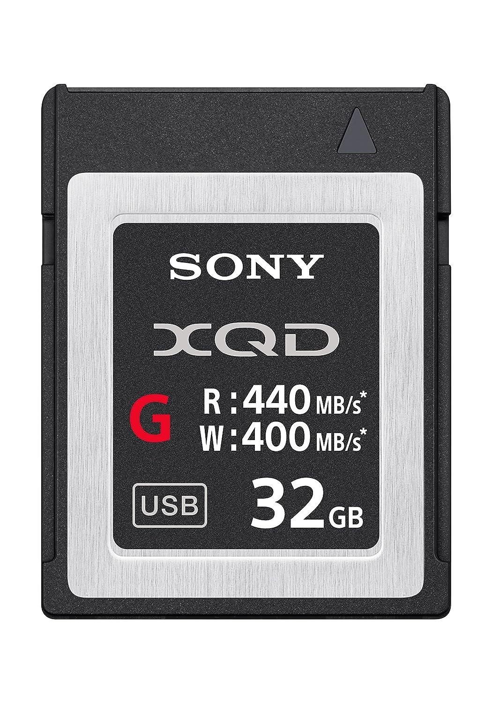 Sony QDG32E/J Memoria Flash 32 GB XQD - Tarjeta de Memoria (32 GB ...