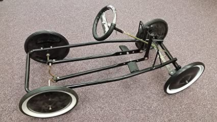 Adult pedal car build it yourself recommend