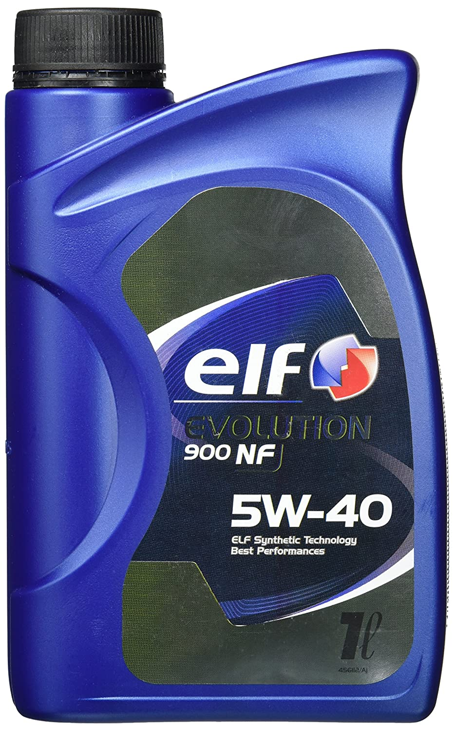 Elf 201742 Lubricante Motor 900 Evolution 5W40, NF 1 litro: Amazon.es: Coche y moto