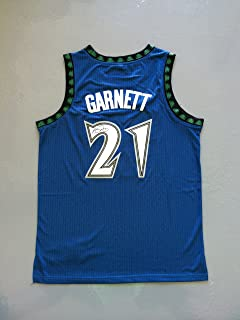brand new fa249 9ee6d Amazon.com : adidas Minnesota Timberwolves Kevin Garnett ...