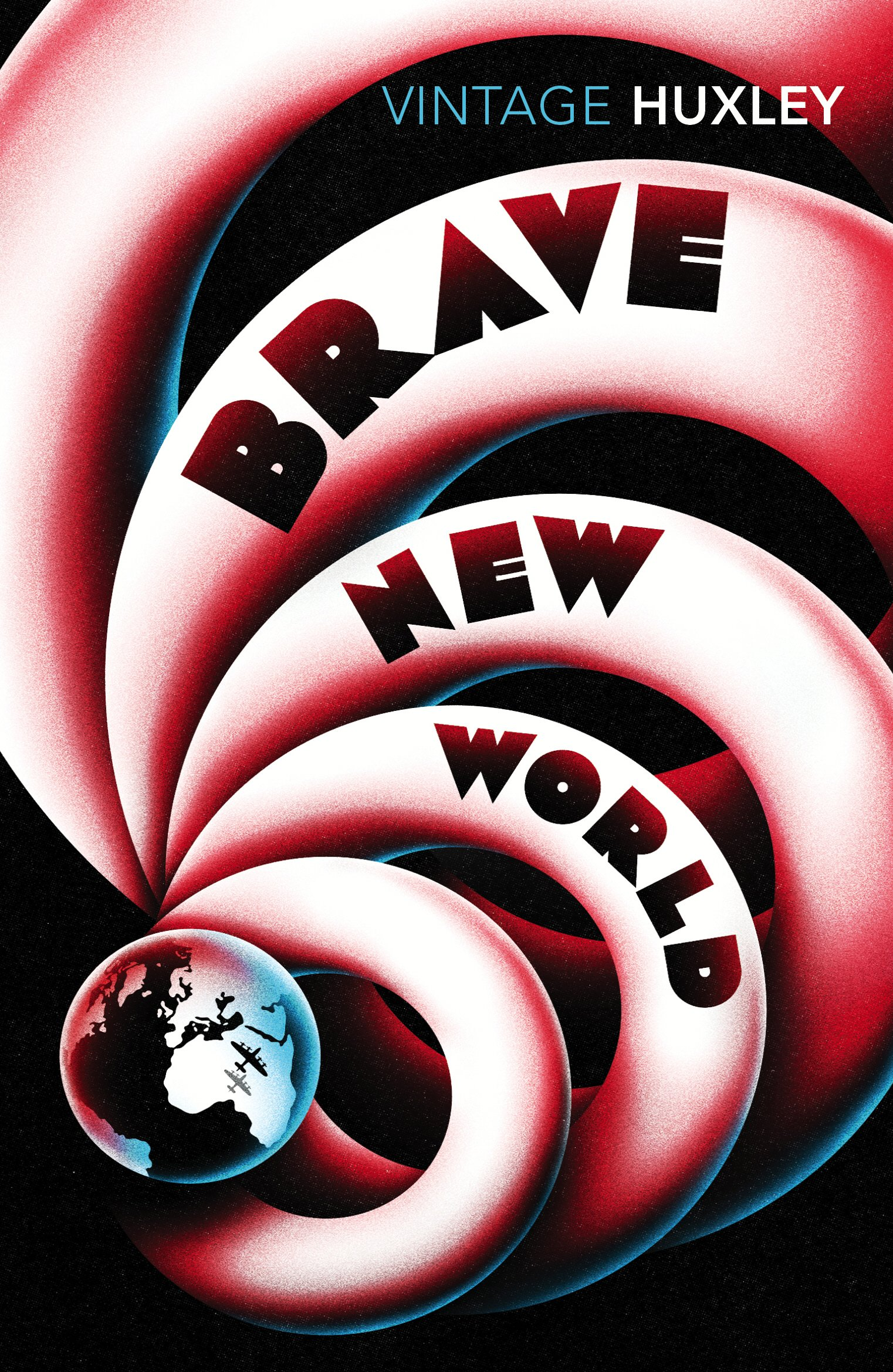 Image result for brave new world by aldous huxley