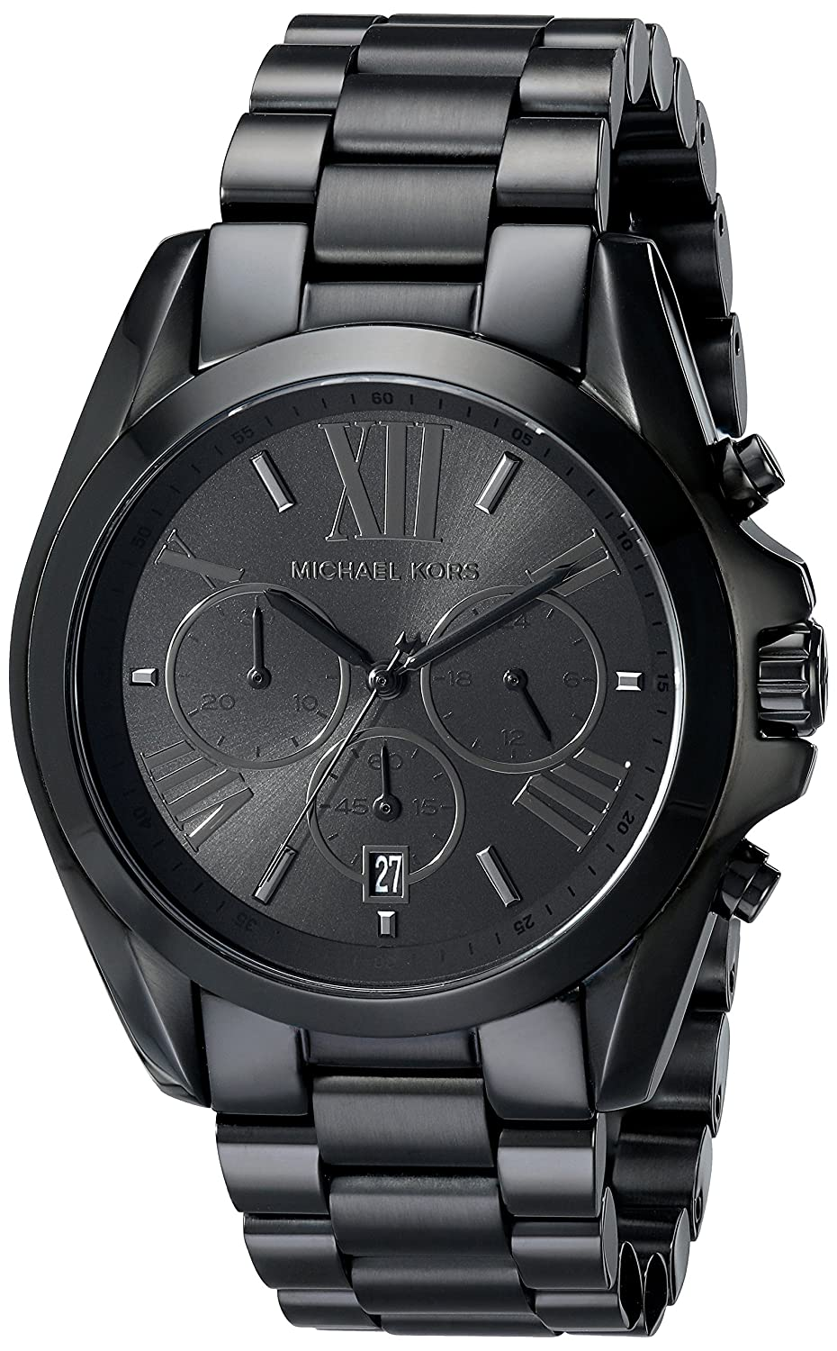 Часы michael kors bradshaw black watch