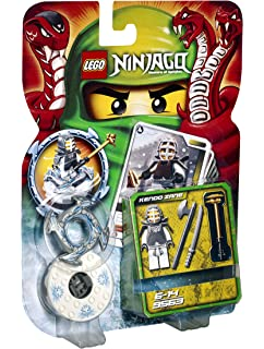 lego ninjago toupies 9563 jeu de construction kendo zane