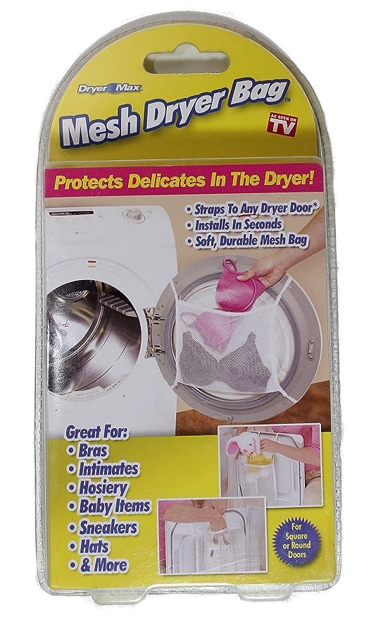 Amazon.com: dryer-max Malla secador de ropa delicada bolsa ...
