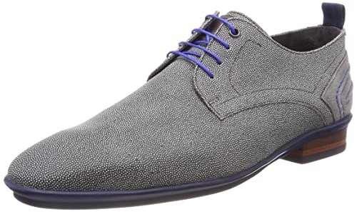 cee5ee81 Bommel Hombre De Zapatos Derby Floris Van 14007 Para Cordones 8Ixxw1q