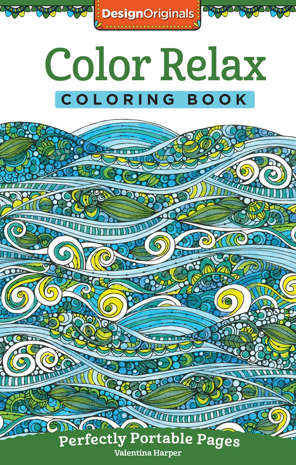 Color Relax Coloring Book Go product image