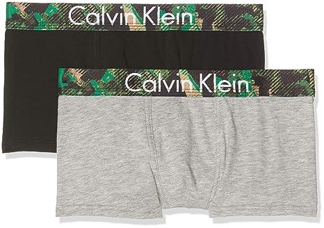 Calvin Klein Jungen Badehose, 2er Pack