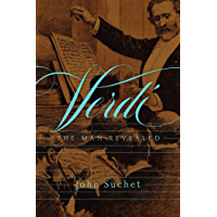 Verdi: The Man Revealed book cover
