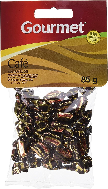 Gourmet - Café - Caramelos - 85 g - [Pack de 12]: Amazon.es: Alimentación y bebidas