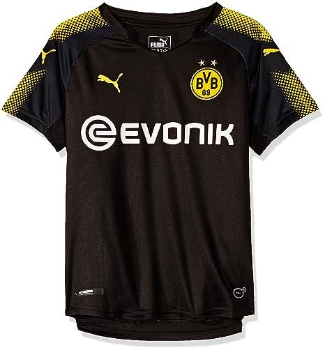 quality design 82727 6d966 Amazon.com : PUMA Borussia Dortmund FC 2017/18 Short Sleeve ...