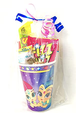 Shimmer Shine Party Sweet Cup Gift