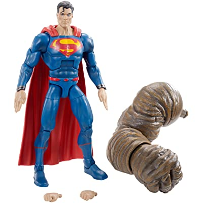 "Mattel DC Comics Multiverse Rebirth Superman Figure, 6"": Toys & Games"