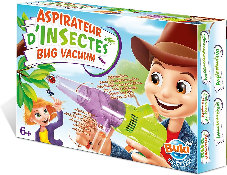Buki France-BL052 Aspirador de Insectos, Multicolor (BL052 ...