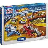 Mega Bloks Hot Wheels Super Race Set (8 Cars Pack)