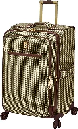 LONDON FOG Cambridge II Softside Expandable Spinner Luggage
