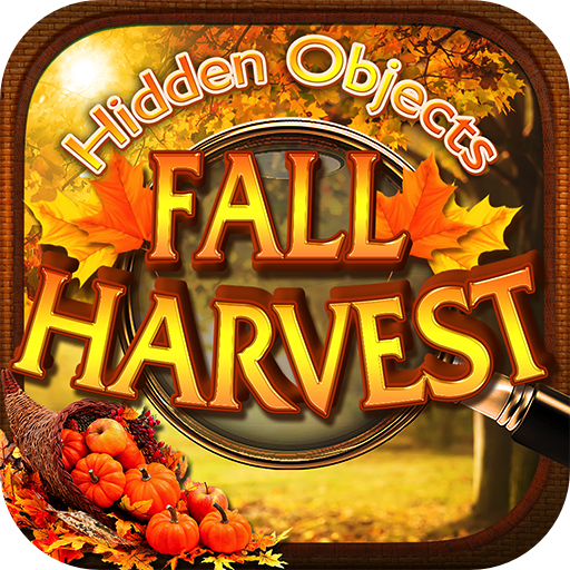 Hidden Objects - Fall Harvest & Autumn Halloween Season Time Puzzle Quest