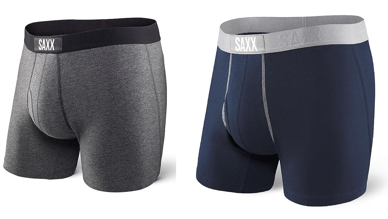 Saxx Underwear 24Seven Boxer, extra BallParkPouch™, Fuer Sport und Freizeit