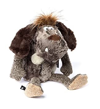 Sigikid Beasts 38660 – Roll Over Rolf, Perro de Peluche
