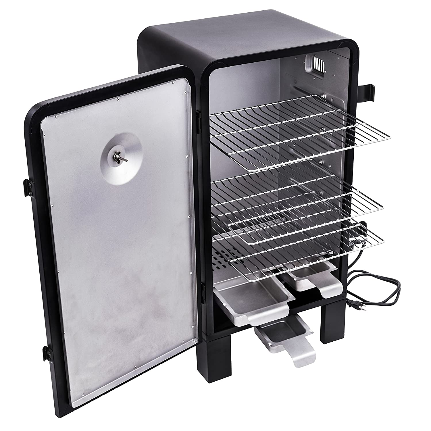 Char-Broil Analog – Best electric smoker for beginners
