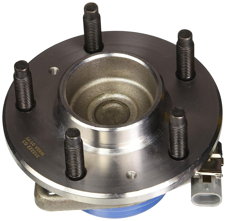 WJB WA512222 - Rear Wheel Hub Bearing Assembly - Cross Reference: Timken 512222 / Moog 512222 / SKF BR930298