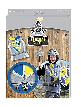 De 8 9878 Caballero Disfraz A Clowny Medieval3 Años m8n0wvN