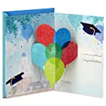 Hallmark Paper Wonder Pop Up Graduation Card (A Time to Celebrate)