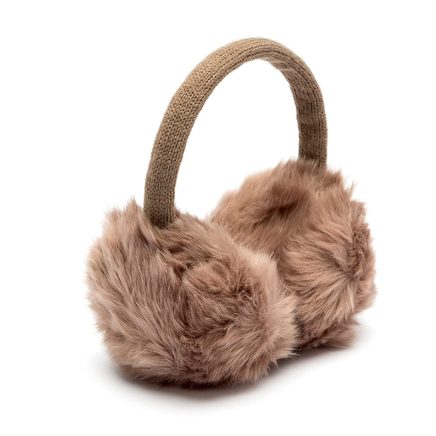 Ear warmers, muffs/earmuffs in assorted colours, by Sublevel