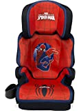 Disney KidsEmbrace Belt Positioning High Back Booster Car Seat transitions to Backless Booster, Ultimate Spider-Man