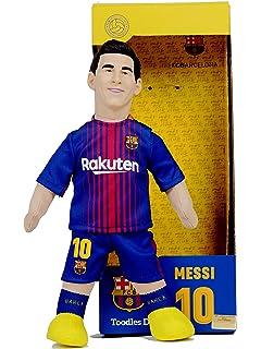 2e510524df1c1 Producto Oficial FC Barcelona Muñeco FC Barcelona Peluche - 25cm - Messi 10