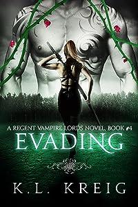 Evading (Regent Vampire Lords Book 4)