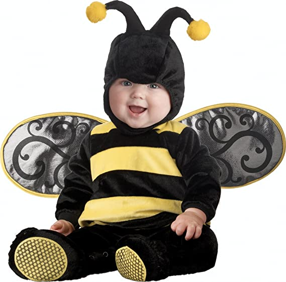 7a1c025c16b07 InCharacter Baby Lil' Stinger Bee Costume