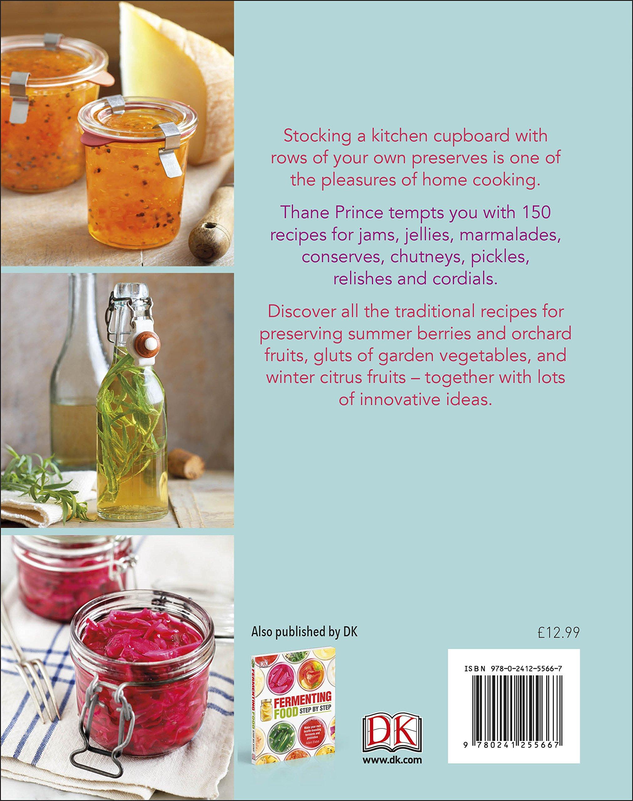 Kitchen Garden Preserves Thane Princes Jams Chutneys Thane Prince 9780241255667