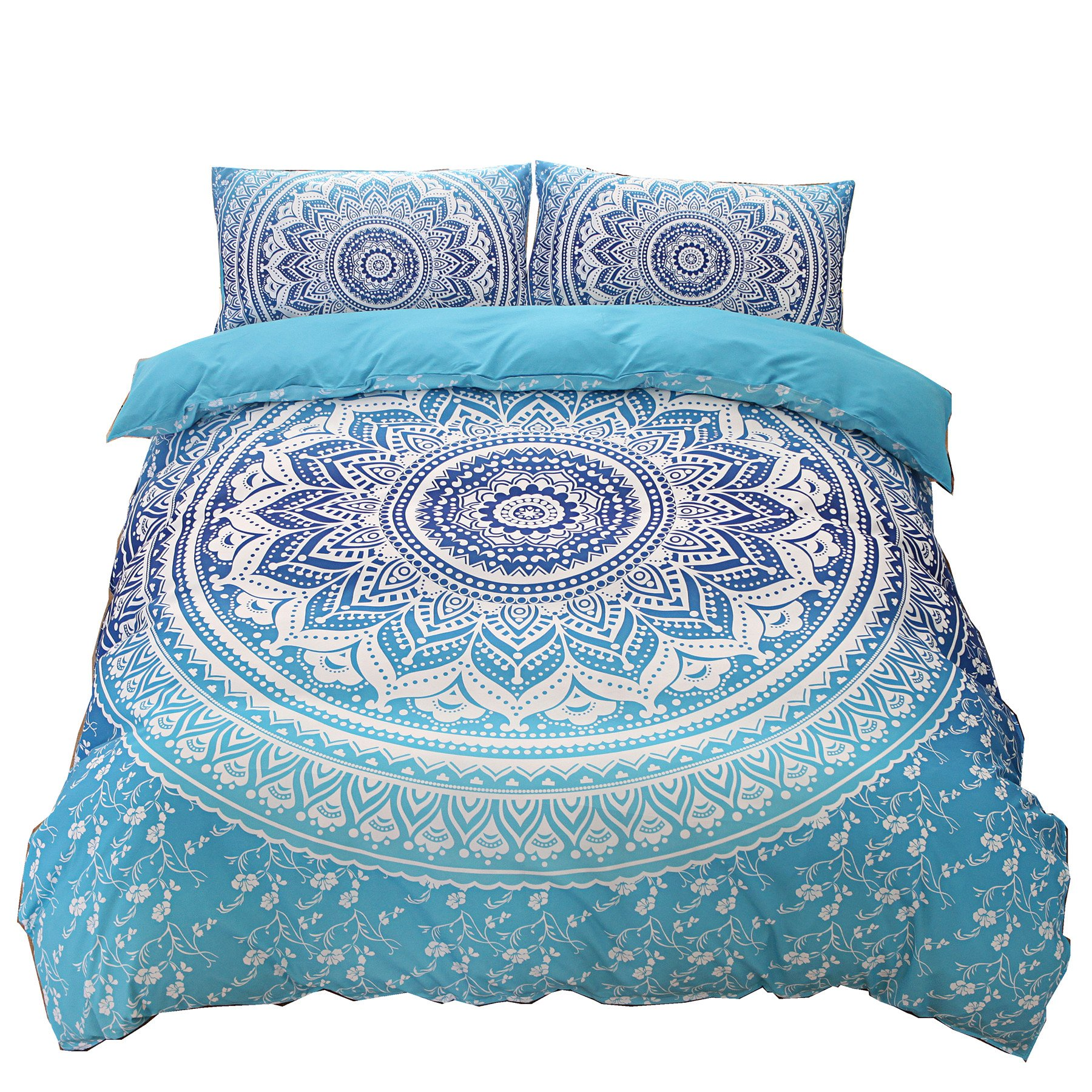 sets cabin and online sale beds blue comforter cover duvet bedding king pin