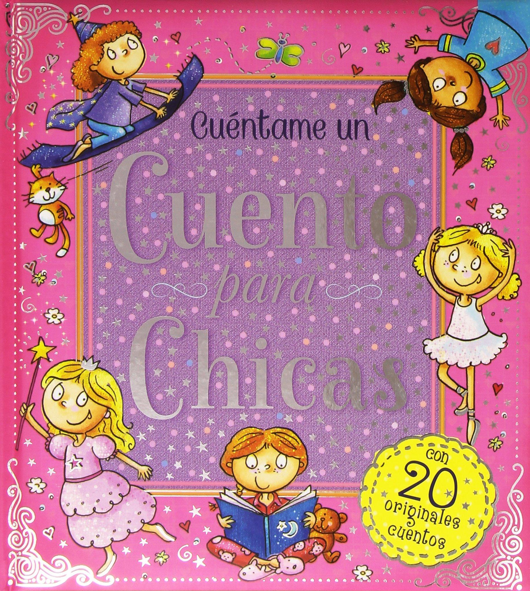 Download CUÉNTAME UN CUENTO PARA CHICAS ebook