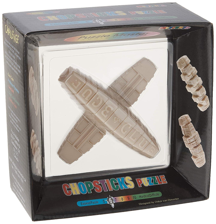 ahorre 60% de descuento Puzzle Master Level 6 6 6 Chopsticks Puzzle by Puzzle Master  punto de venta barato