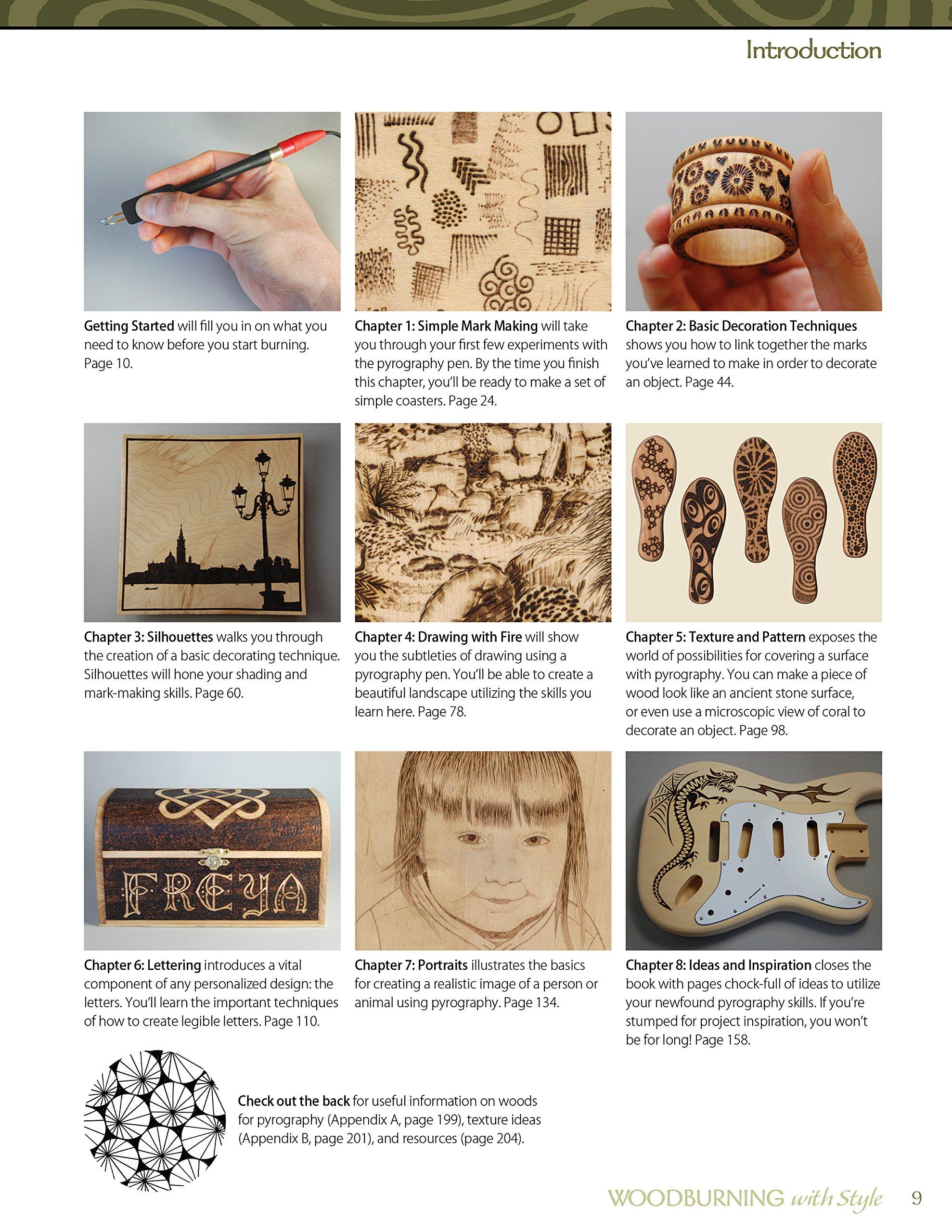 Woodburning with Style: Amazon co uk: Simon Easton