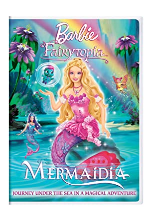 mermaidia barbie