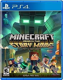 Amazoncom Minecraft Story Mode Season PlayStation - Ps4 spiele minecraft amazon