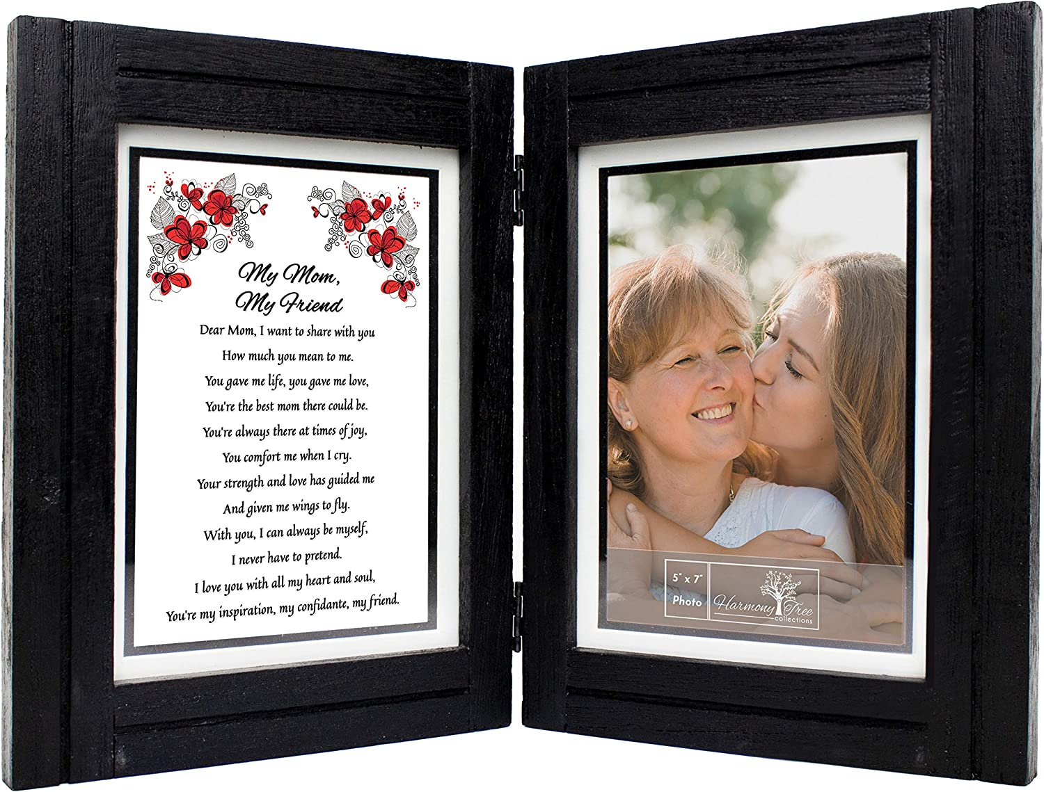 Gift for Mom from Daughter Mom best friend gift Mom and daughter photo frame Mom birthday gift from Daughter Mom and daughter gifts