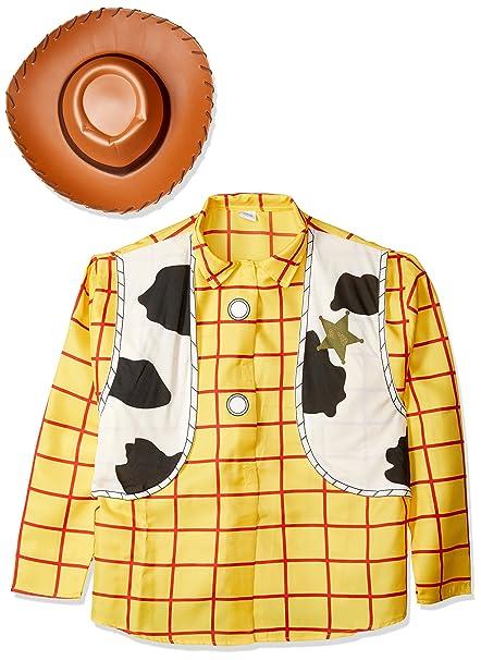 Rubies Rubie S - Disfraz Oficial de Woody de Toy Story e8f55a27edc